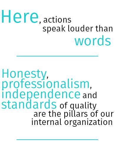 History & values